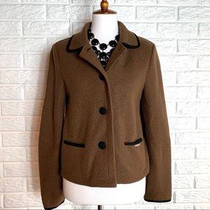 Geiger of Austria wool blazer size 34